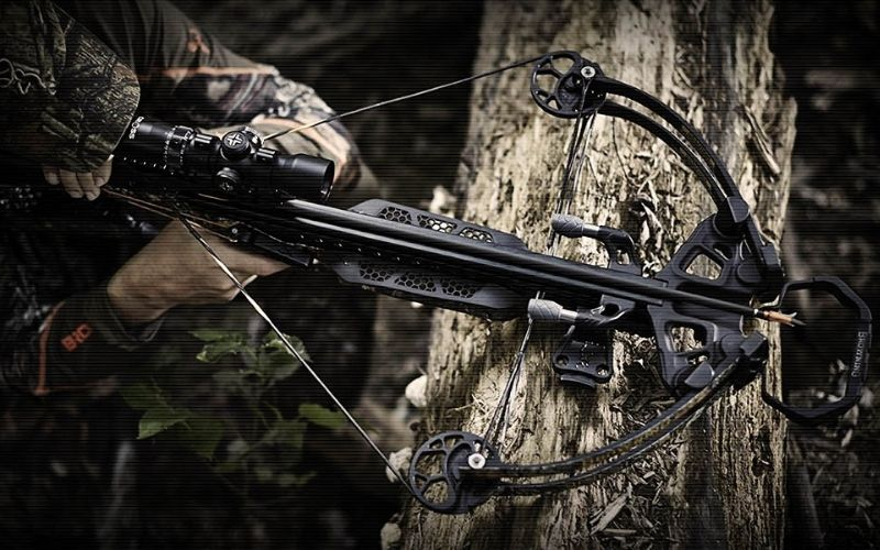 Reduce the Noise of a Crossbow