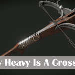How Heavy Is A Crossbow?