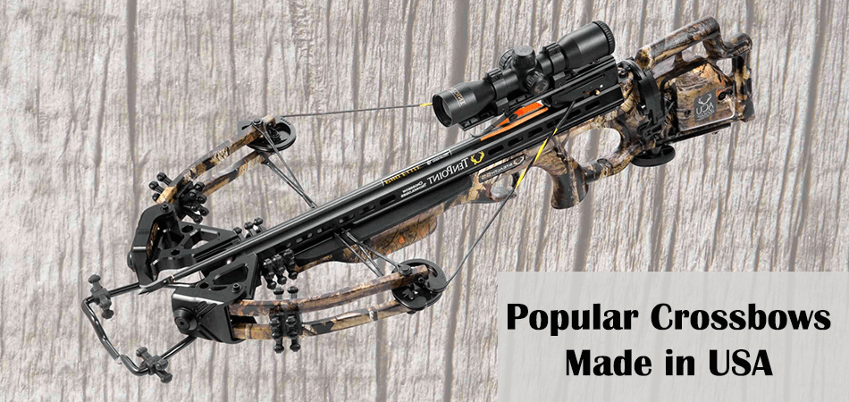 Which Crossbows Made in USA?